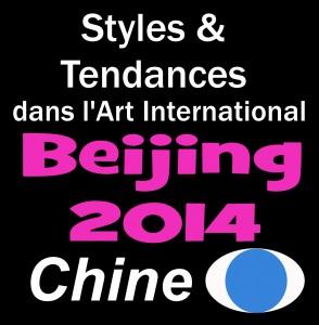 Styles et Tendances dans l'art contemporain PEKIN Chine  2014