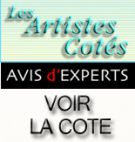 Cotation Drouot Ellhea artiste-peintre coté