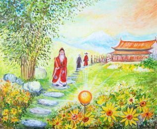 tableaux feng shui