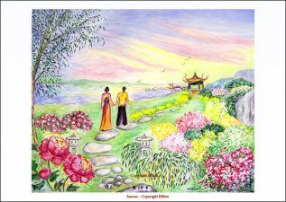 poster feng shui