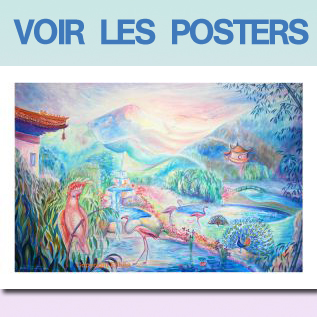posters feng shui